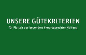 Naturverbund: Gütekriterien Natur