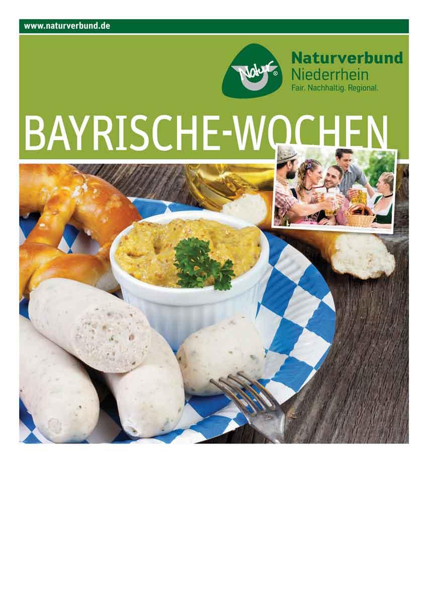 Bayerische Wochen mit Naturfleisch